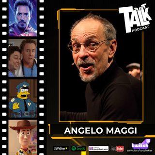 #22 | Angelo Maggi | Da IRON MAN a WOODY, il doppiaggio nel CINEMA