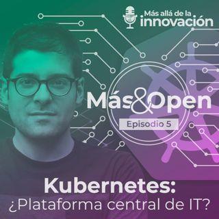 Kubernetes con Jose Miguel Parrella – Más & Open