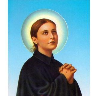 Santa Gema Galgani, virgen Pasionista