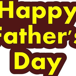 Father's Day Throwaways and Other Crimes Against Men