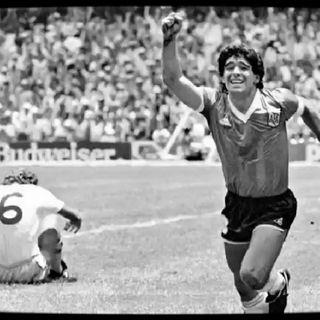 Gracias Dios, Tributo a Diego Armando Maradona