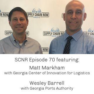 Supply Chain Now Radio Episode 70
