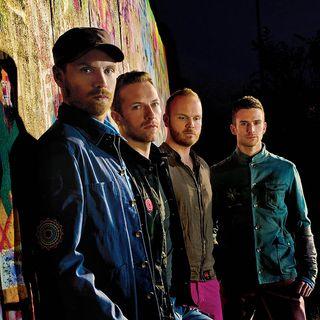 Integrantes: Coldplay