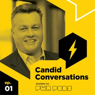 Candid Conversations - Allan Connolly