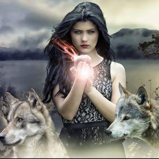 Journey into Awakening with the Wolves with guest Julia Griffin!