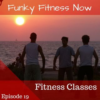 Funky Fitness Classes