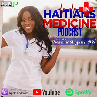 Becoming a Physical Therapist with Yrline Seraphin | Haitians In Medicine