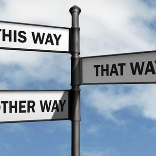 Which Way Are You Taking on Your Spiritual Journey?