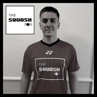 The Squash Pod Interviews Emyr Evans