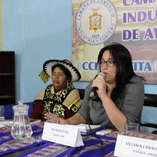 Esterilizaciones Forzadas - Ana María Vidal CNDDHH 1