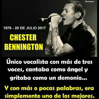 Linkin Park (Chester Homenaje)