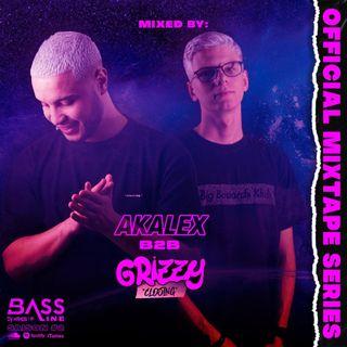 Bassline Guestmix Saison 2 #CLOSING - Akalex b2b Grizzy