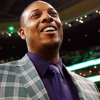 Paul Pierce Says He Was Angry The Night Celtics Drafted Him