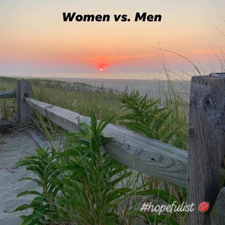 Women vs. Men Ep. 323