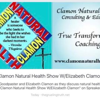Clamon Natural Health Show:ADHD, ADD, and Natural Solutions