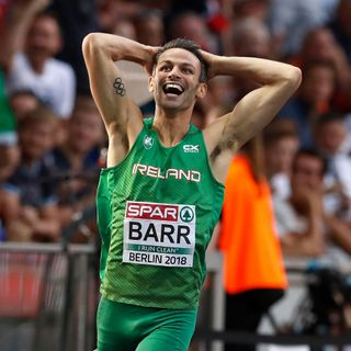 Thomas Barr- Olympics postponed, Covid Training