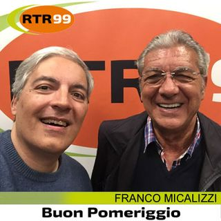 Franco Micalizzi a RTR 99