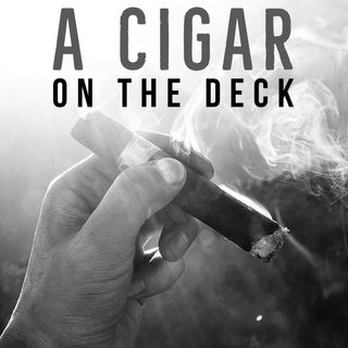A Cigar on the Deck Promo