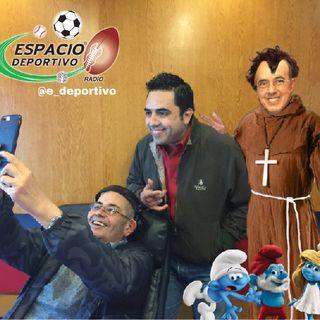 La Bromedia Deportiva en Espacio Deportivo de la Tarde 28 de Enero 2019