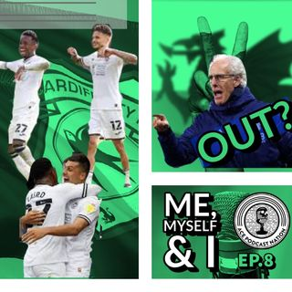 Me, Myself & I #8 | Dinosaurs are Extinct for a Reason | South Wales Derby Reaction | Live Q & A Series