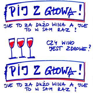 4. Pij z głową! Rozmowa z prof. Grzegorzem Gajosem