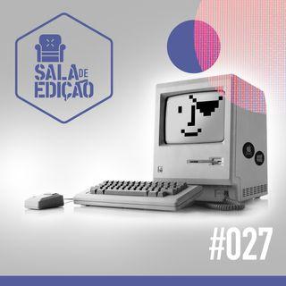 #027 | Mac x PC x Hackintosh - Escolha sua Ilha de Edição!