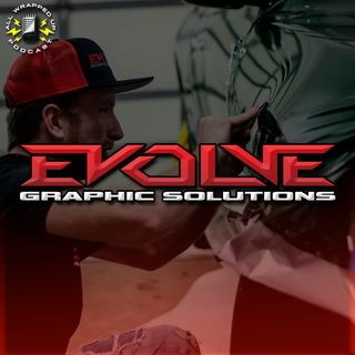 Brandon VanBeber From Evolve Graphic Solutions