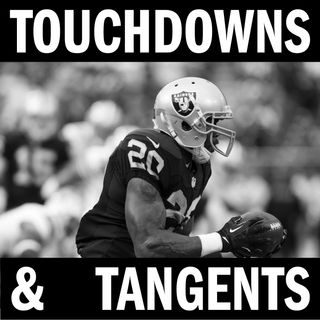 Barely a Tangent Ep. 8: Injuries Happen....at an insane rate