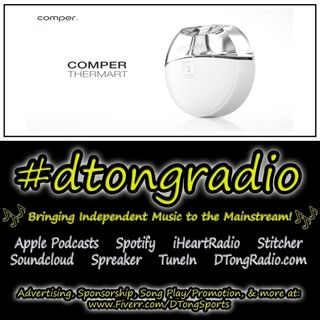 #MusicMonday on #dtongradio - Powered by Comper Healthcare & ThermArt