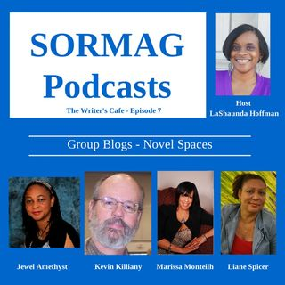 Group Blogs - Novel Spaces - Season 1 Episode 6
