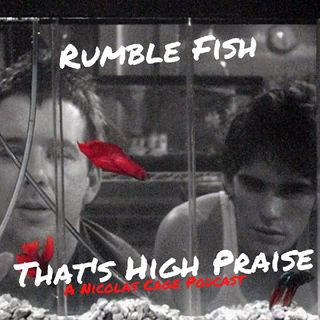 Rumble Fish  (1983) | That's High Praise: A Nicolas Cage Podcast #3