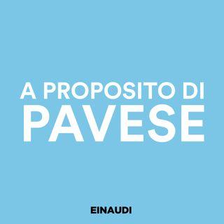 A proposito di Pavese