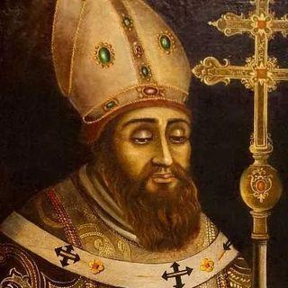 San Martín de Braga, obispo