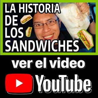 La Historia de Los Sandwiches || 27/365