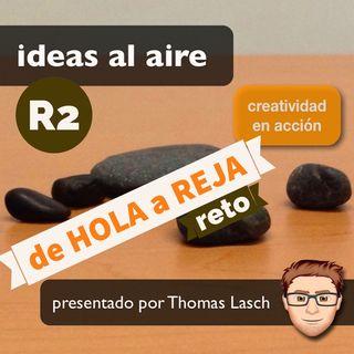 Reto 02 Creatividad de HOLA a REJA