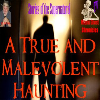 A True & Malevolent Haunting | Interview with Edwin Becker