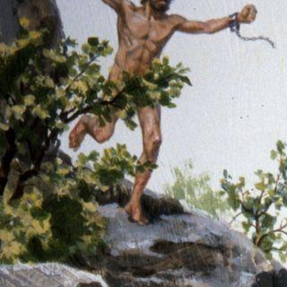 Jesus and Demoniac
