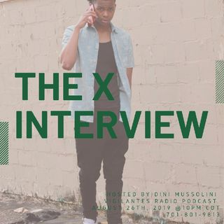 The X Interview.