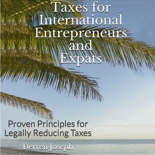 Taxes for Int'l Entrepreneurs & Expats: Exit