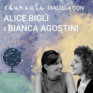 Edunauta dialoga con Alice e Bianca: la partecipazione giovanile tra sfide e opportunità