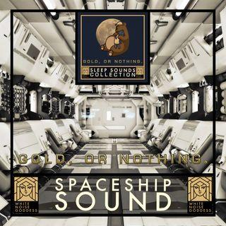 Spaceship Sound | White Noise | Deep Sleep