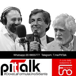 Pit Talk - F1 - Vince Hamilton, Verstappen sbaglia, Ferrari da rivedere