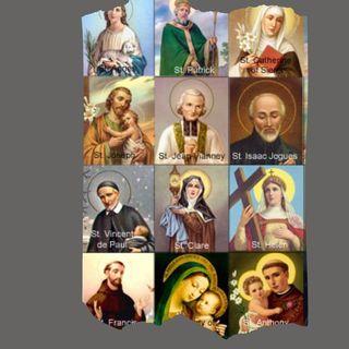 Rzymski katolicyzm a chrześcijaństwo  - zmarli święci a mężowie Boży