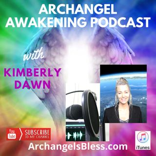 Spiritual Awakening Guided Meditation [Clear Fear Energy] With Archangel Michael Podcast #6