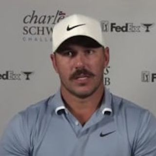 FOL Press Conference Show-Wed June 10 (Colonial-Brooks Koepka)