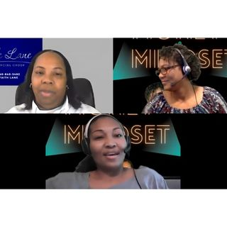 Money & Mindset podcast with Anntricia Bray Smith and Sher Alford