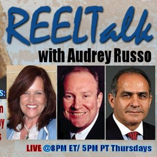 REELTalk: Author Andrew McCarthy, AVIAC's Sabine Durden and president of the Kurdistan National Assembly of Syria, Dr. Sherkoh Abbas