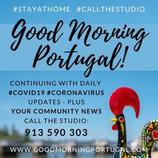 Covid19 Coronavirus Update 30-03-20 (For Portugal, in English)