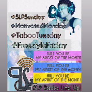 Taboo Tuesday on #SLP Radio