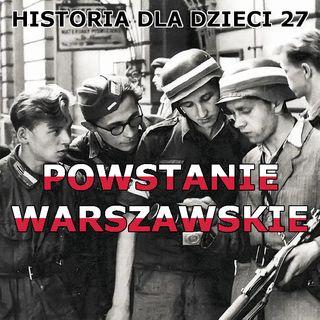 27 - Powstanie warszawskie
